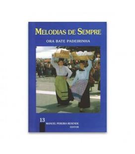 Libro Melodias de Sempre No 13 por Manuel Resende