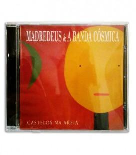 CD Sevenmuses Madredeus e a Banda Cósmica Castelos na Areia