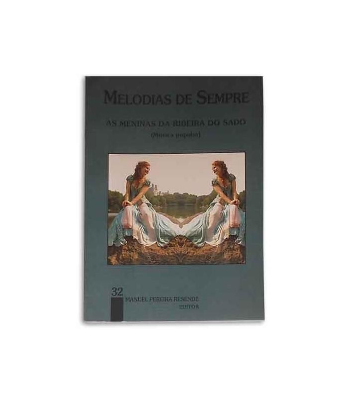 Libro Melodias de Sempre 32 por Manuel Resende
