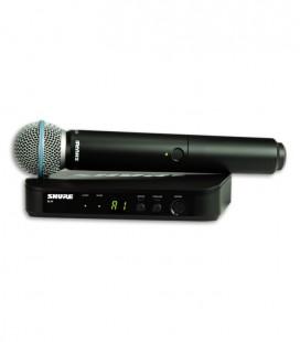 Sistema Micrófono Receptor Emisor Completo Shure BLX24E B58 H8E