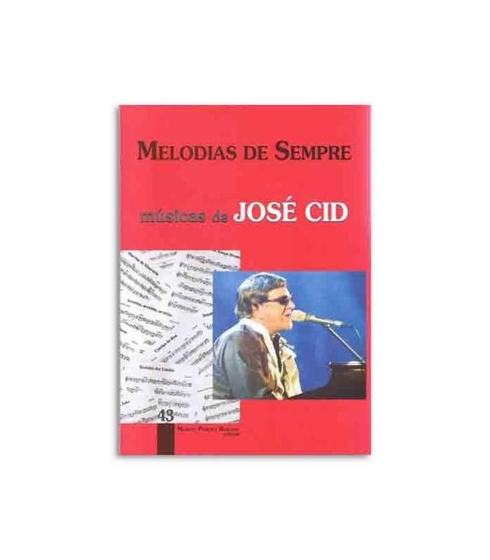 Book Melodias de Sempre 43 José Cid by Manuel Resende