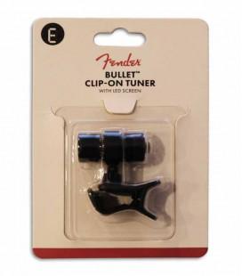 Afinador Cromático Fender Bullet Tuner