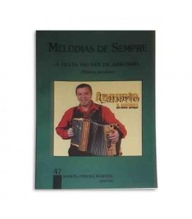 Livro Melodias de Sempre 47 por Manuel Resende