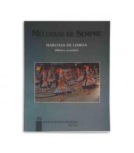 Livro Melodias de Sempre 49 por Manuel Resende