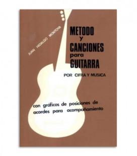 Livro J H Montoya Método y Canciones Fáciles para Guitarra TIC60018