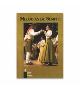 Livro Melodias de Sempre 5 por Manuel Resende