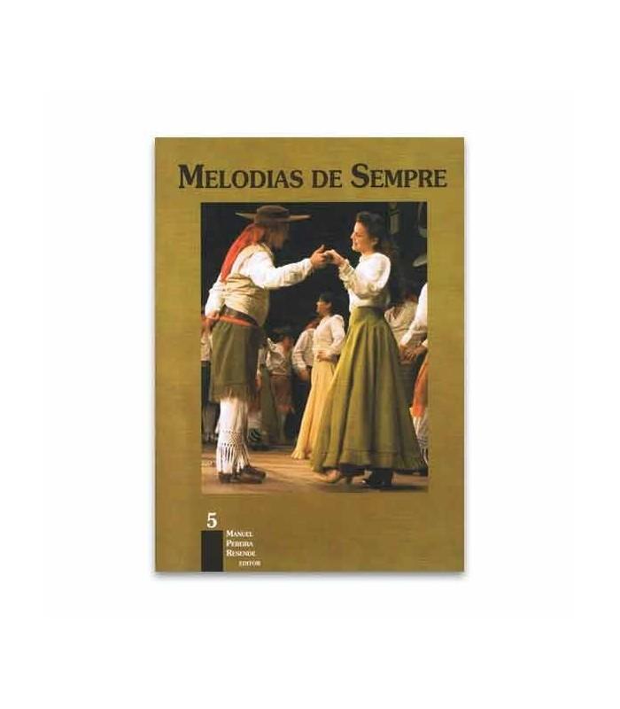 Book Melodias de Sempre 5 by Manuel Resende