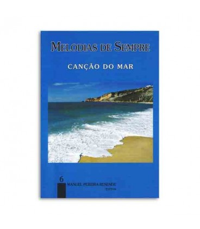 Libro Melodias de Sempre 6 por Manuel Resende
