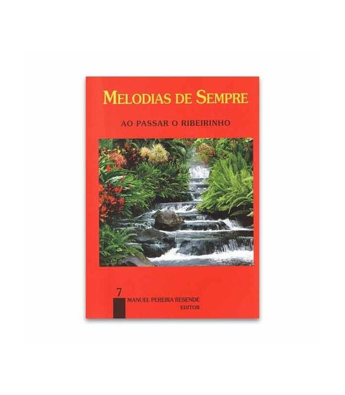 Livro Melodias de Sempre No 7 por Manuel Resende