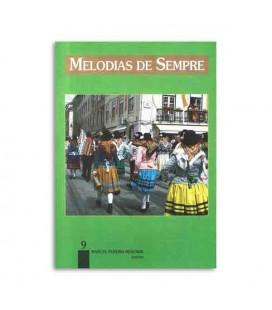 Livro Melodias de Sempre No 9 por Manuel Resende