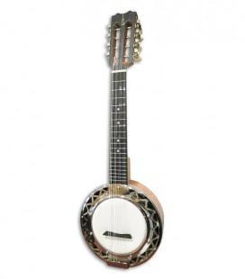 Banjo Mandolina APC BJPT100 Koa 8 Cuerdas