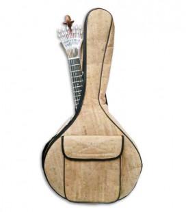 Funda Artimúsica 81004C Cortiça Guitarra Portuguesa Lisboa