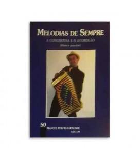 Libro Melodias de Sempre 50 por Manuel Resende