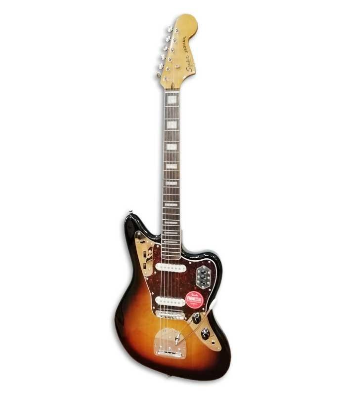 Foto de la guitarra Fender Squier Classic Vibe 70S Jaguar