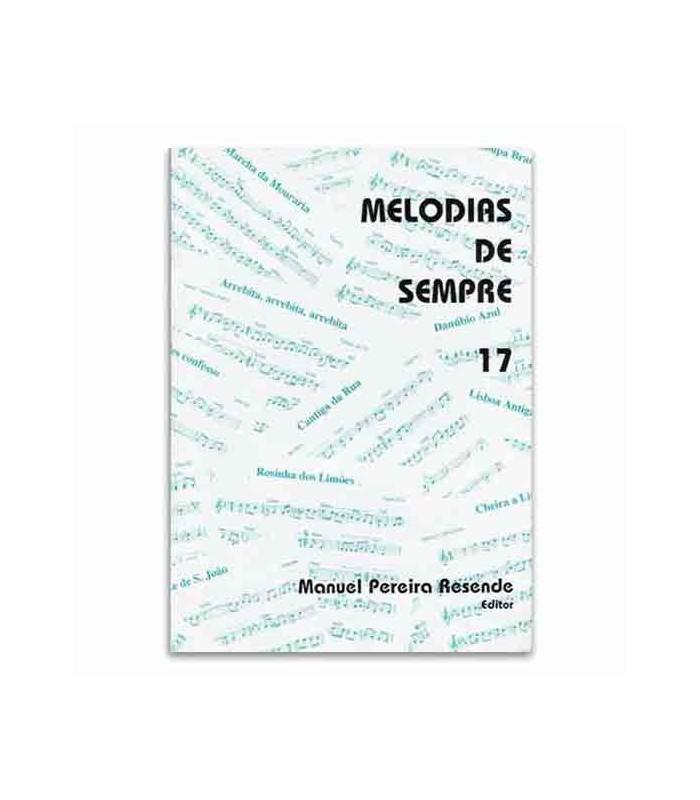 Libro Melodias de Sempre 17 por Manuel Resende