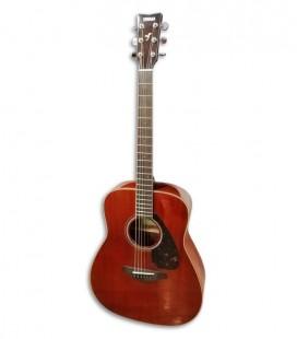 Guitarra Acústica Yamaha FG850 Caoba