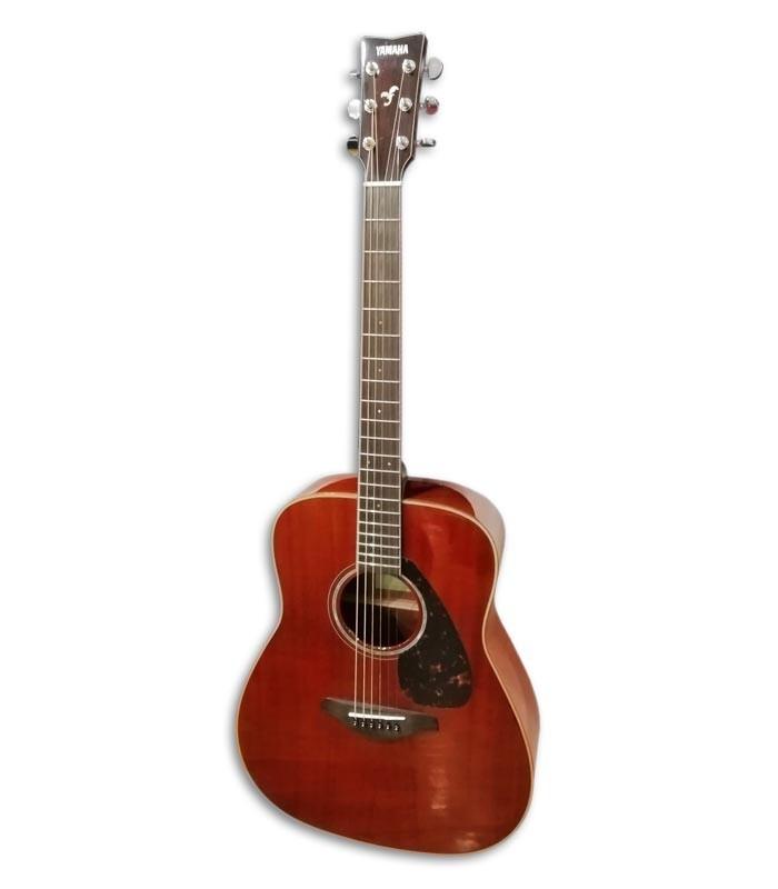 Foto de la guitarra ac炭stica Yamaha FG850