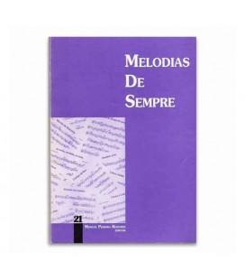 Libro Melodias de Sempre 21 por Manuel Resende