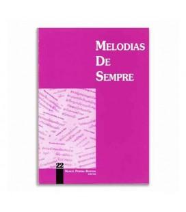 Livro Melodias de Sempre 22 por Manuel Resende