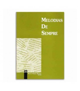 Libro Melodias de Sempre 23 por Manuel Resende