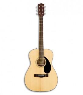 Guitarra Acústica Fender CC 60S Concert Natural