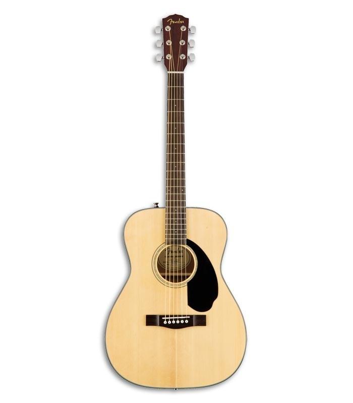 Folk Guitar Fender CC 60S Concert LH Natural