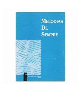 Livro Melodias de Sempre 29 por Manuel Resende