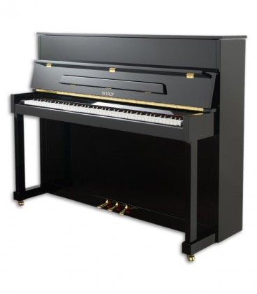 Piano vertical Petrof p122 n2 higher series