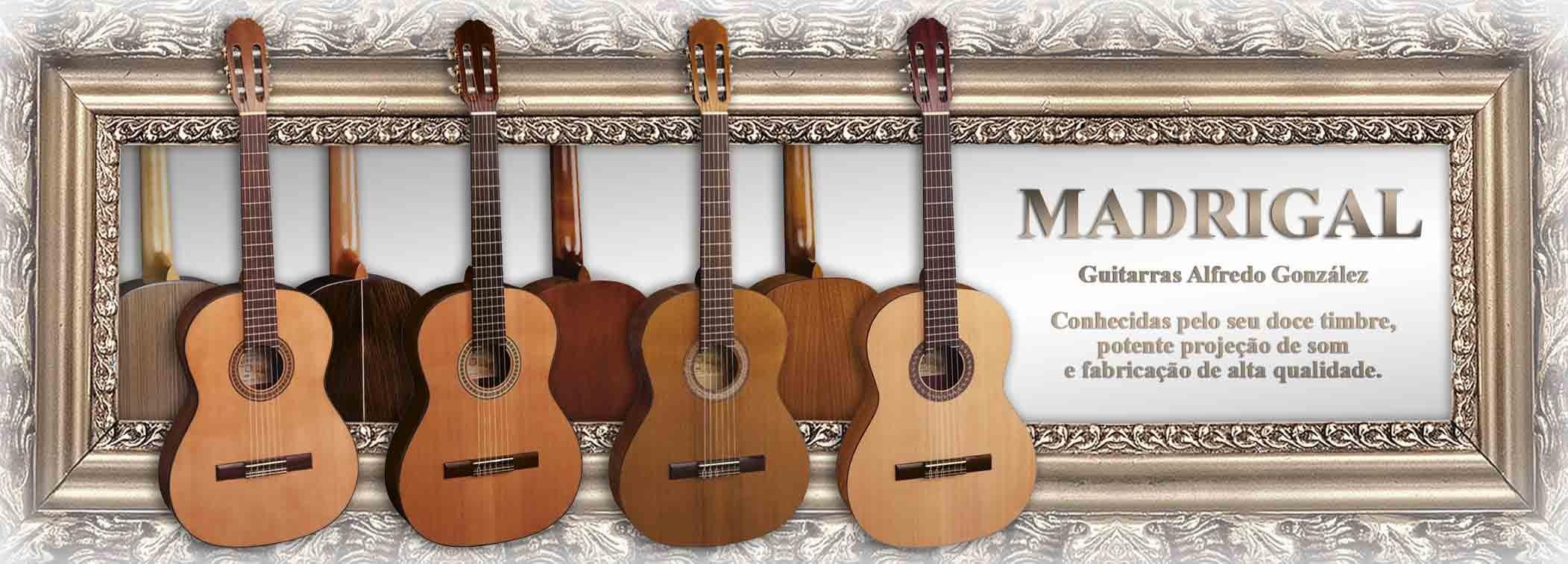 Guitarras Madrigal