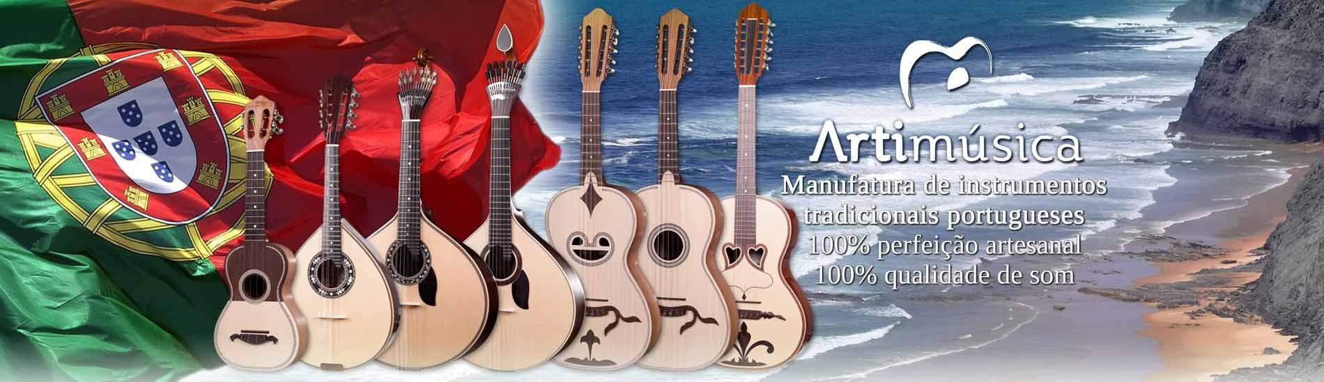 Artimúsica instrumentos tradicionais