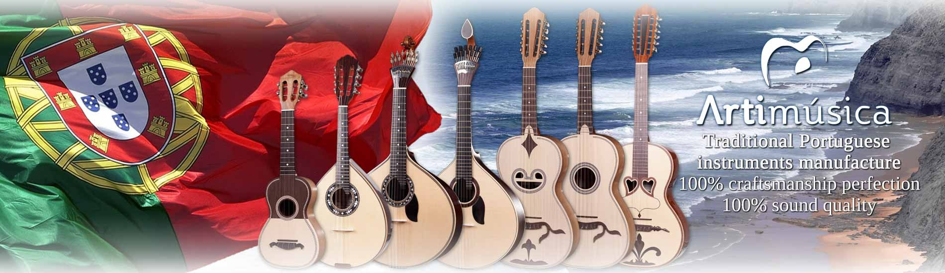 Artimúsica - Traditional Portuguese instruments manufacture