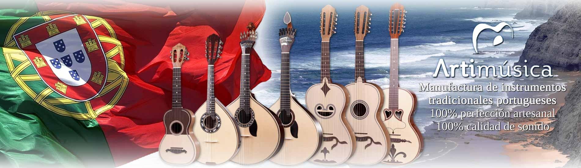 Artimúsica - Manufactura de instrumentos tradicionales portugueses