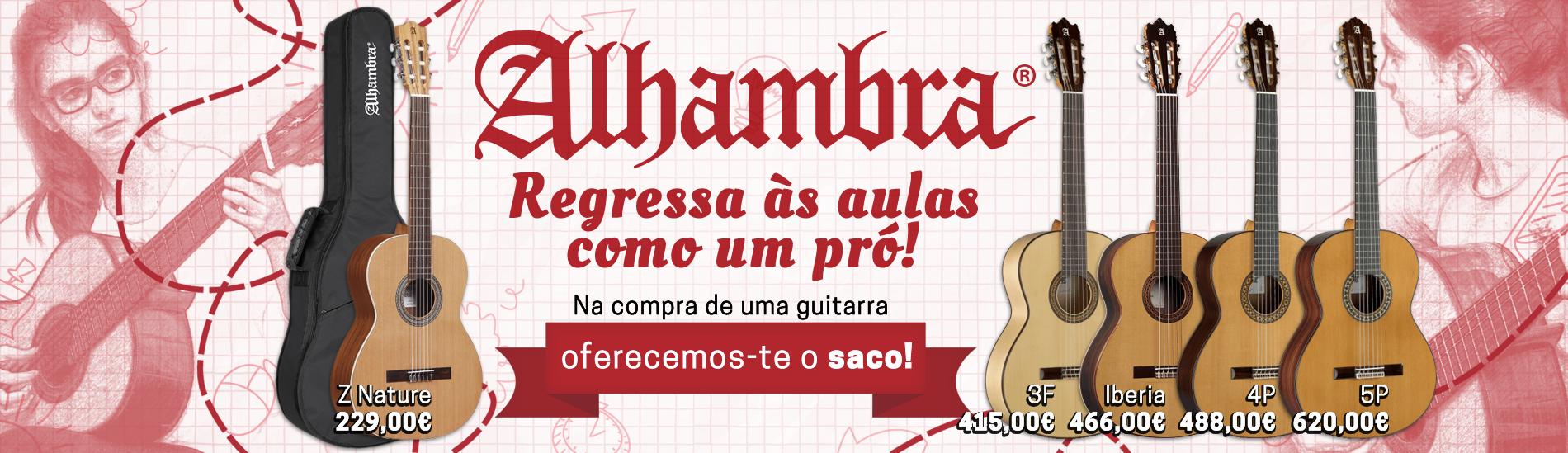 Alhambra - Regressa às aulas como um pró!