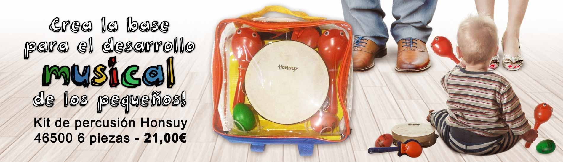 Instrumentos Orff - Crie la base para el desarrollo musical de los pequeños!