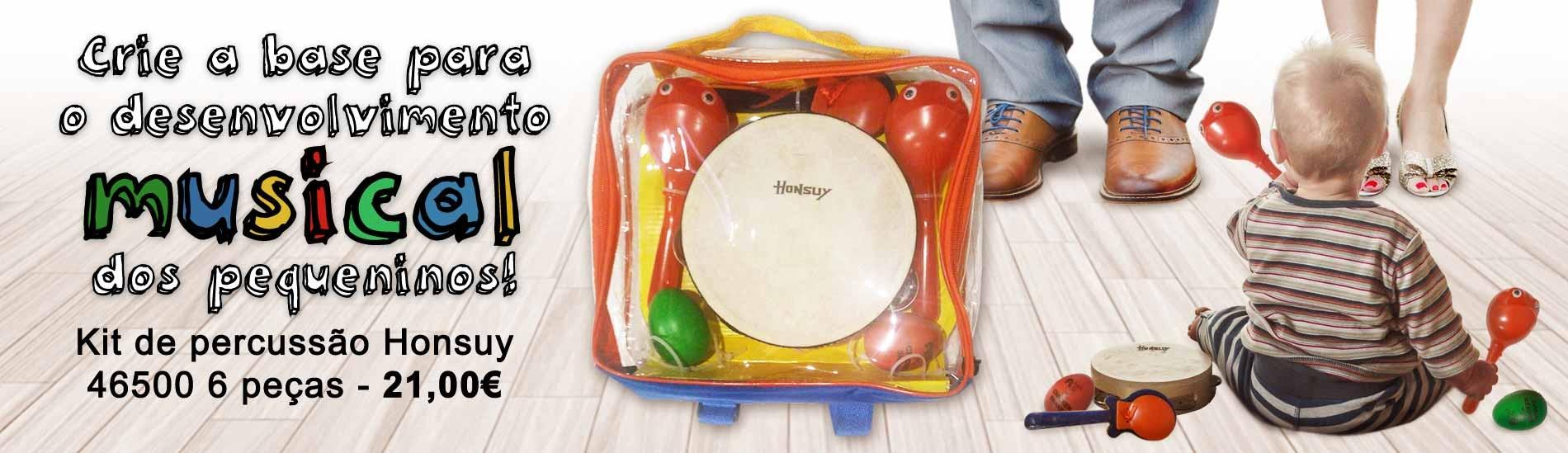Instrumentos Orff - Crie a base para o desenvolvimento musical dos pequeninos!
