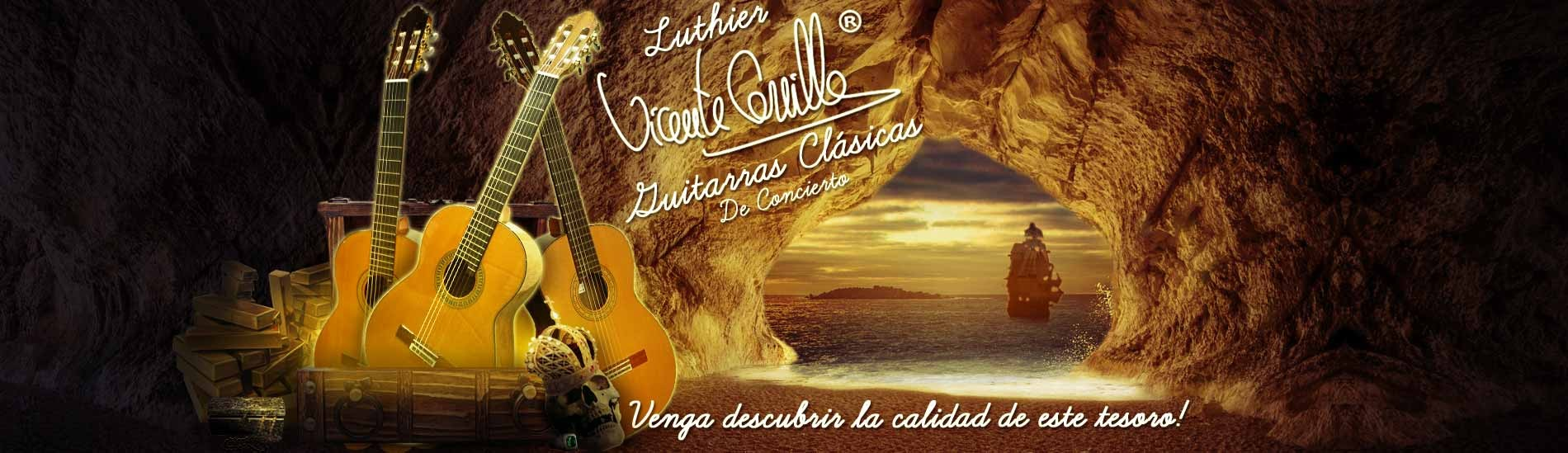 Luthier Vicente Carrillo